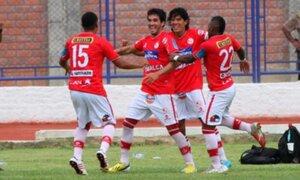Juan Aurich demolió 6-1 al Cienciano en Olmos