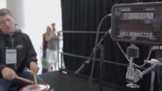 VIDEO: baterista rompe récord Guinness en sólo 60 segundos