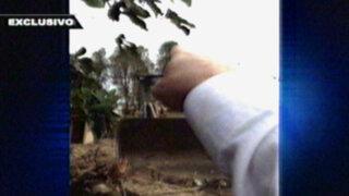 Usurpación y destrucción en Mala: la historia de Carlos Deustua