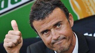 Ex capitán del Barça Luis Enrique sustituiría como DT a Tito Vilanova