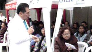 Soluciones Médicas: cientos de personas asisten a campaña de despistaje de cáncer