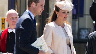 Inglaterra: Kate Middleton ingresó al hospital para dar a luz al 'bebe real'