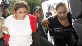 Olga Meza y Yeny Gamarra fueron condenadas a 8 años de prisión por estafa