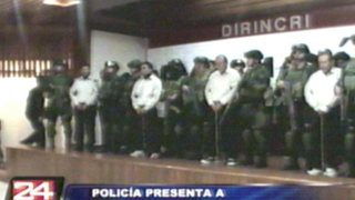 Capturan a 20 sicarios que asesinaron a autoridades regionales