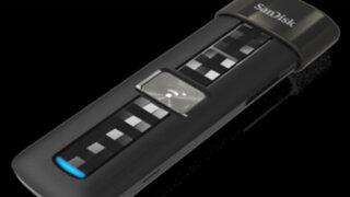 Presentan memorias USB que se conectan a la PC de forma inalámbrica