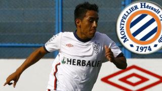 Peruano Christian Cueva sería nuevo jugador del Montpellier de Francia
