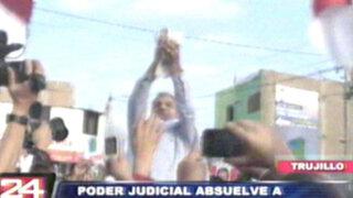 Miembros del 'Escuadrón de la muerte' fueron absueltos por el Poder Judicial