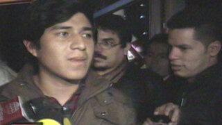 Liberan a universitario detenido en protesta contra la 'repartija'