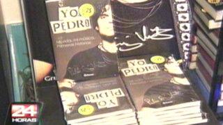 Ejemplares de 'Yo Pedro' se agotaron en la Feria del Libro