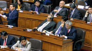 Cecilia Tait y otros cuatro congresistas renunciaron a Perú Posible