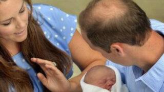El nombre histórico del bebé real: George Alexander Louis