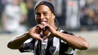 Ronaldinho se inmortalizó tras conquistar los trofeos más importantes del mundo