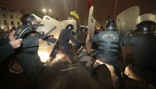 """Gobierno envió """"grupo especial"""" para reprimir protestas contra repartija"""