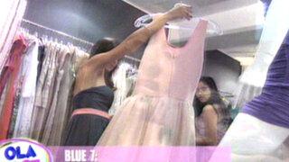 'Blue 7 vestidos' brinda atención personalizada con especialistas de la moda