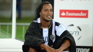 Ronaldinho: La Copa Libertadores era el único título que me faltaba