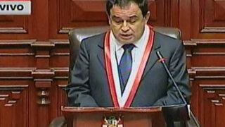"""Fredy Otárola: La repartija nos """"deslegitimó"""" en todos los niveles"""