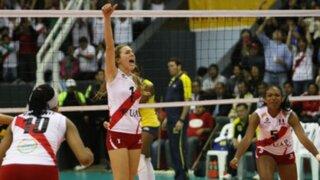 Perú ganó 3-2 a Italia en el Mundial de Vóley de Tailandia