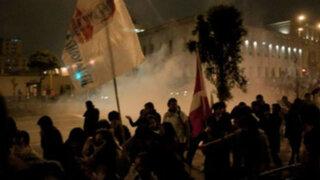 Cierran calles del Centro Histórico ante marcha #27J