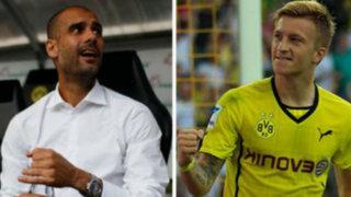 Supercopa Alemana: Bayern Munich cayó 2-4 ante Borussia Dortmund