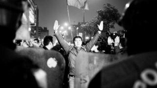 Así informaron en el mundo sobre las protestas del #27J en Lima
