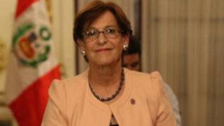 Villarán pide apoyar propuestas de Humala para luchar contra la delincuencia