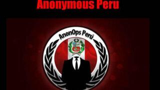 Anonymous hackea varios portales web de  entidades estatales