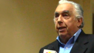 Agustín Figueroa: Un presidente mandado por su mujer no da seguridad a un país