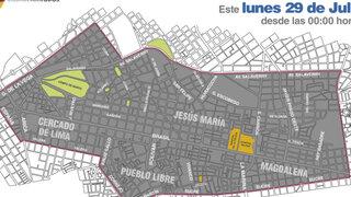 Desfile Cívico-Militar: Conozca el plan de desvíos por cierre de Av. Brasil