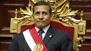 Inclusión social y manejo económico fueron lo más saltante en discurso de Humala