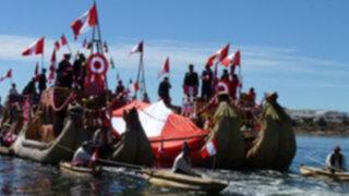 Fiestas Patrias se vivieron con gran emoción en diversas ciudades del país