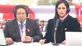 Panamericana Tv. realiza gran despliegue para cubrir Desfile y Gran  Parada Militar