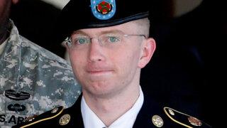 EEUU: Absuelven a Bradley Manning acusado de filtrar información a Wikileaks