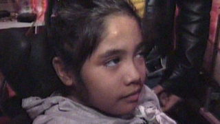 Romina regresó al Perú bastante recuperada tras su tratamiento en Puerto Rico