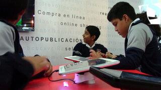 FIL 2013: El libro electrónico, una oportunidad para llevar la lectura a todos lados