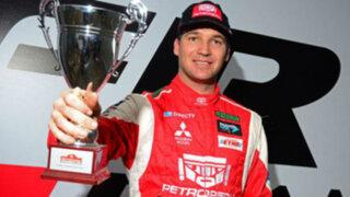 Nicolas Fuchs consigue primer campeonato mundial de rally para el Perú