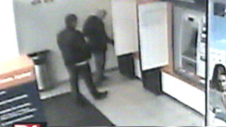 Capturan a pareja de búlgaros que robaba dinero de cajeros automáticos