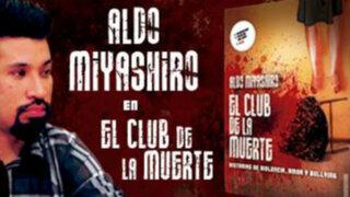 """Un chino suelto en feria: presentación del libro """"El club de la muerte"""""""