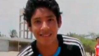 Padre de menor fallecido en Cristal: Mi hijo nunca presentó mal cardiaco