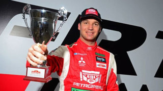 Nicolás Fuchs ya está en Lima tras coronarse Campeón Mundial de Rally