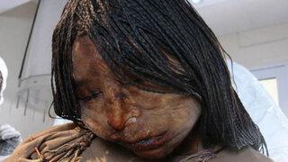 Niños consumían coca y alcohol antes de ser sacrificados en el Imperio Inca