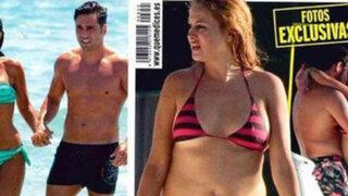 Sobrepeso de cantante Paulina Rubio desata rumores de posible embarazo