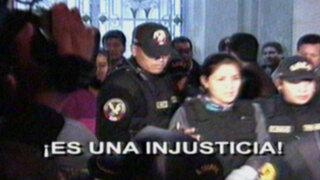Inpe trasladó a Nancy Obregón al Penal de Máxima Seguridad de Chorrillos