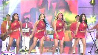 """Pintura Roja puso a bailar a todos en Ola Ke Ase con su canción """"Por tu culpa"""""""
