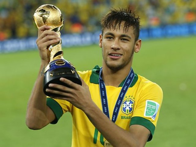 Neymar se quitará las amígdalas para poder ganar peso