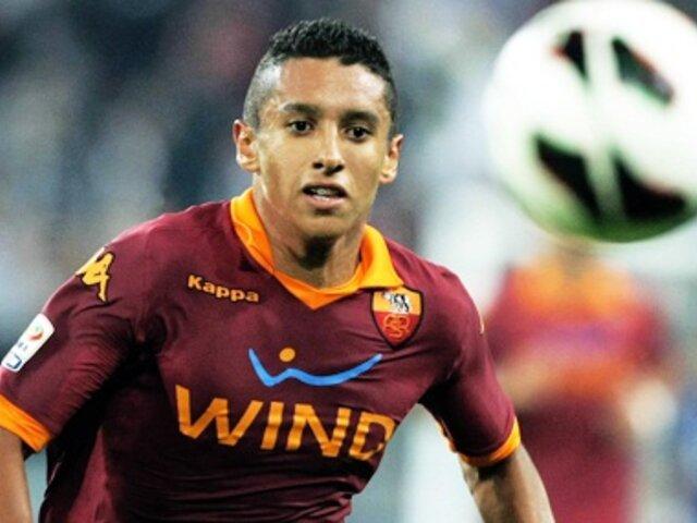 PSG pagaría 35 millones de euros a la Roma por Marquinhos