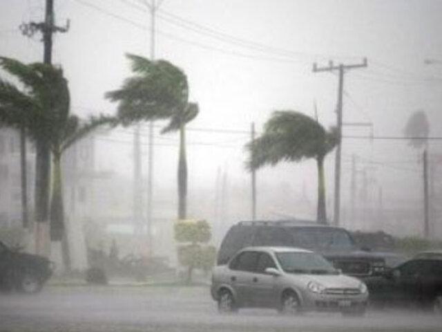 Anuncian fuertes vientos en costa centro y sur del país esta semana
