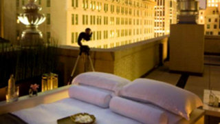 Hoteles de Nueva York ofrecen la experiencia de acampar en una azotea