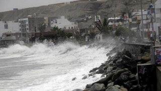 Oleajes anómalos ligeros se presentarán en el litoral de Lima hasta el domingo