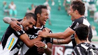 Coritiba venció por 5-3 al Ponte Preta con Advíncula y Ramírez de titulares