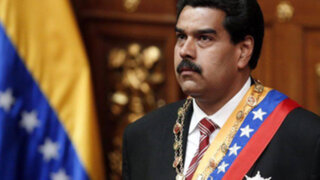 Venezuela: Oficialismo denuncia plan para asesinar al presidente Nicolás Maduro